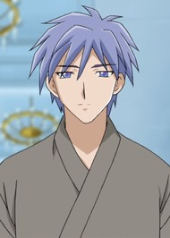 Mizore's Father