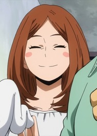 Ochako's Mother
