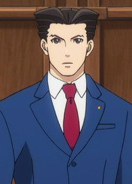 Characters Appearing In Ace Attorney Season 2 Anime Anime Planet