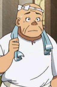 Matsutaro Rowdy Sumo Wrestler Suzuki