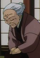 Sakura's Grandmother