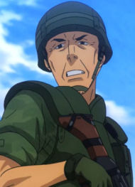 Sergent Major Kuwabara