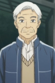 Takumi's Grandfather