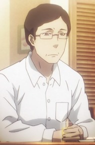 Yousuke's Father