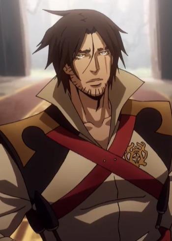 Trevor BELMONT | Anime...