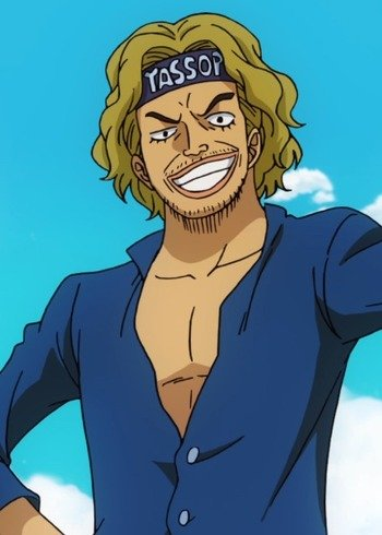 Download Yasopp One Piece Pictures