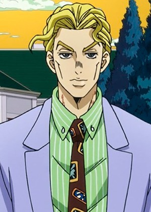 Yoshikage Kira Anime Planet