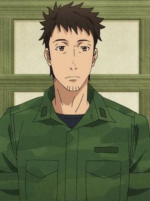 Youji Itami Anime Planet