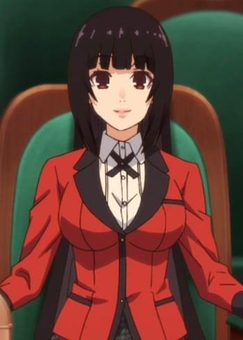Yumeko Jabami Anime Planet