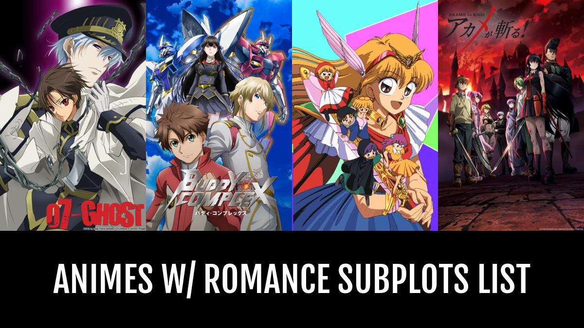 Animes w/ Romance Subplots - by sm3xyang3l | Anime-Planet