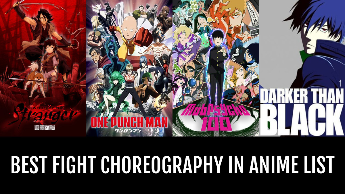 Best Fight Choreography In Anime By Rickgrimes Anime Planet