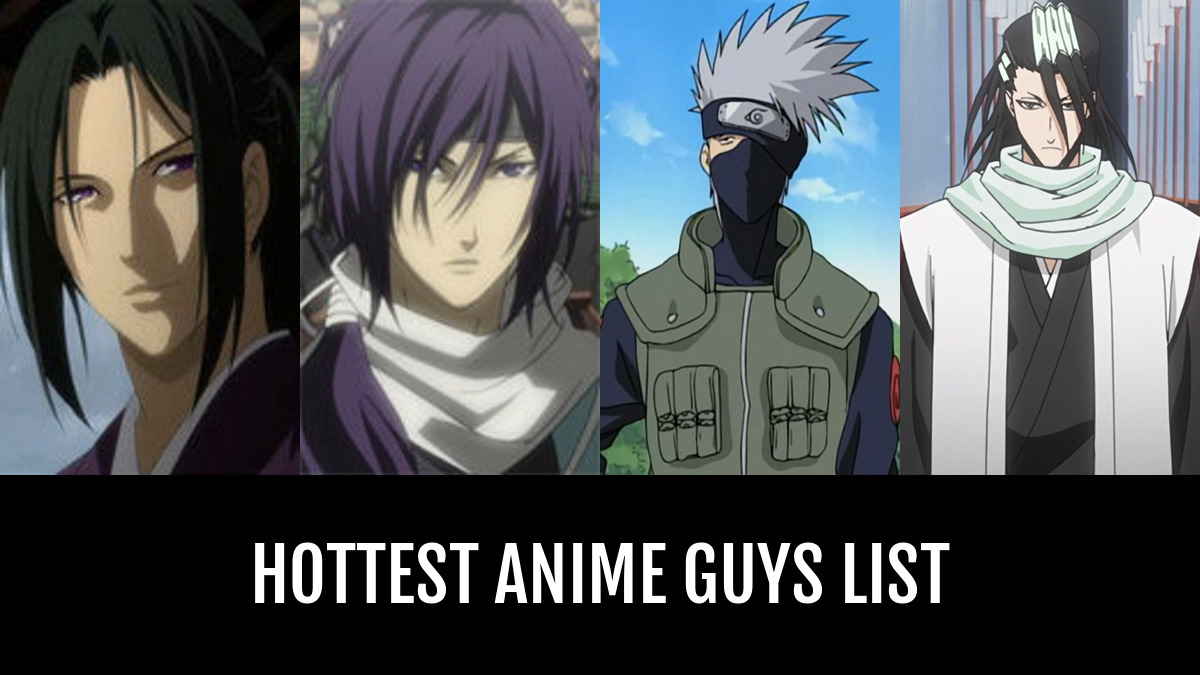 Hottest anime guys by empressaries anime planet