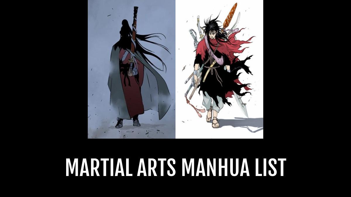 Martial arts manhua - by Luckyjanoko   Anime-Planet