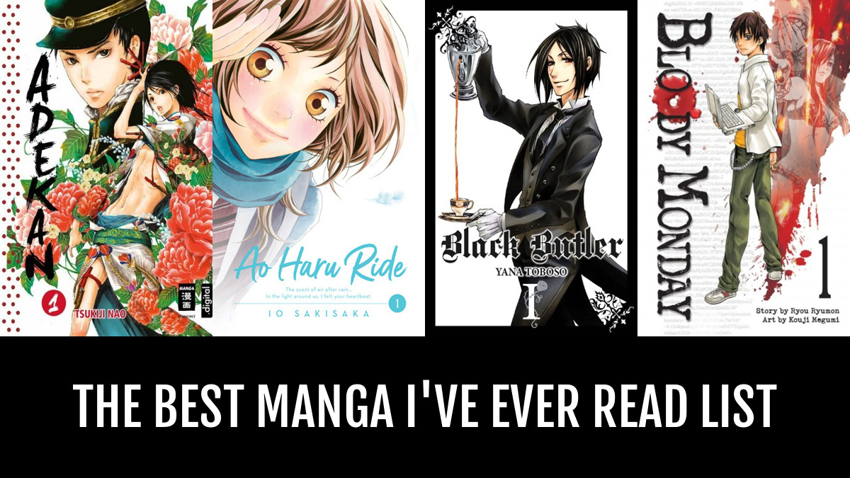 The best manga ive ever read by mahoutsukai anime planet