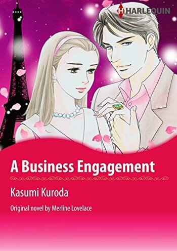 A Business Engagement (Merline LOVELACE)