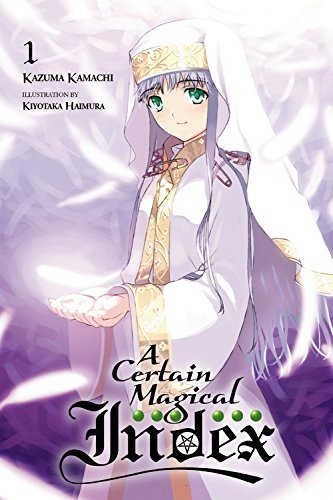 A Certain Magical Index (Light Novel)