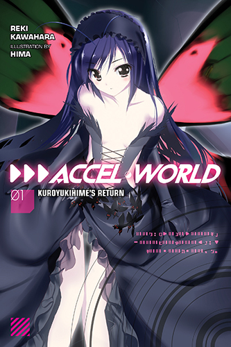 accel world  light novel  manga