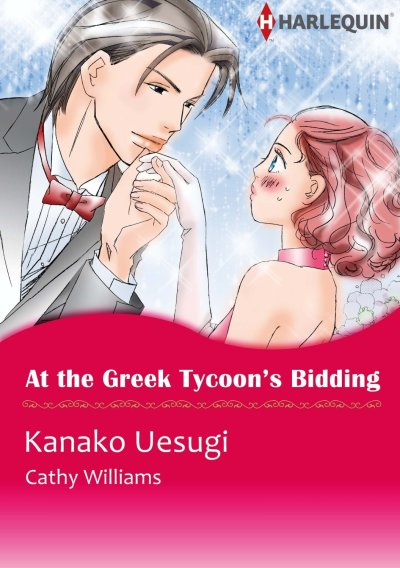 At the Greek Tycoon's Bidding