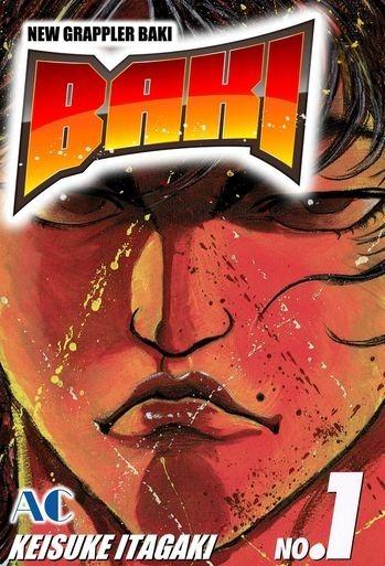 Baki Manga | Anime-Planet