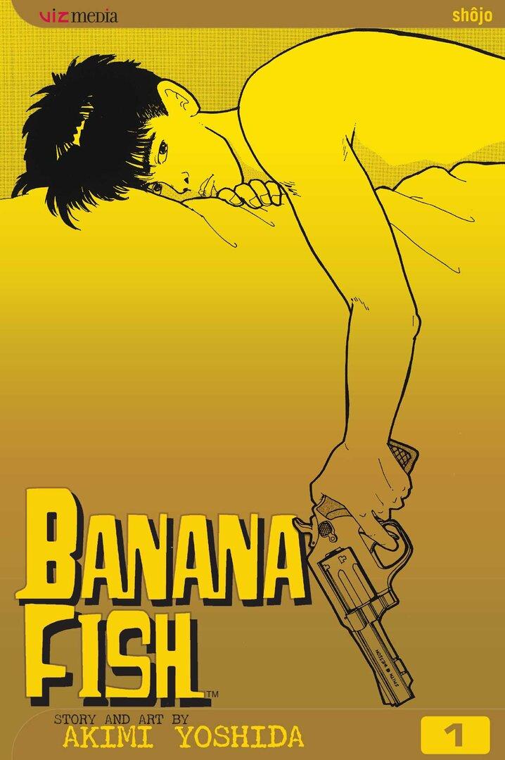 Banana Fish Manga Anime Planet