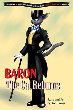 Baron: The Cat Returns
