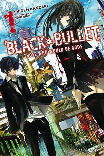 Black Bullet (Light Novel) main image