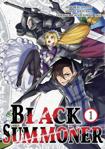 Black Summoner Manga Recommendations Anime Planet Usato who found hope in another world thought that, but the reality was different. black summoner manga recommendations