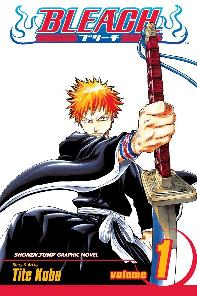 Bleach screenshot