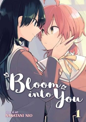 Bloom Into You Manga Anime Planet