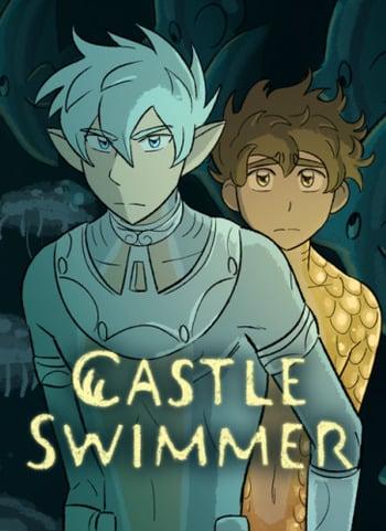 Castle Swimmer webtoon