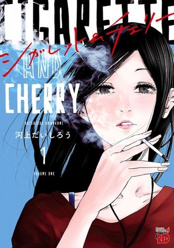 Cigarette & Cherry Manga | Anime-Planet