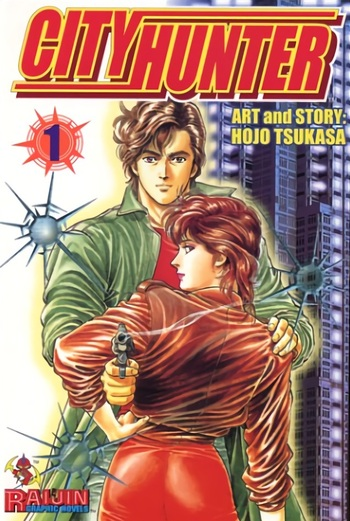 City Hunter Manga Anime Planet