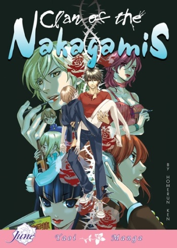 Clan of the Nakagamis main image