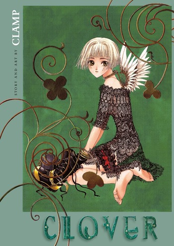 Clover (CLAMP)