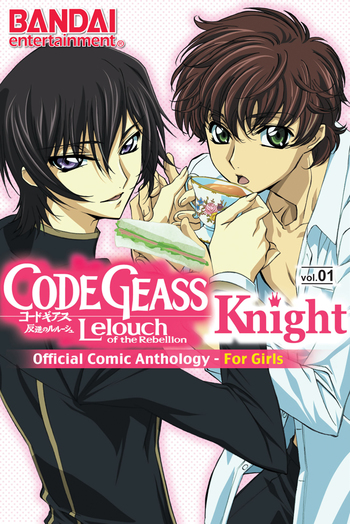 Code Geass: Lelouch of the Rebellion - Knight: Official