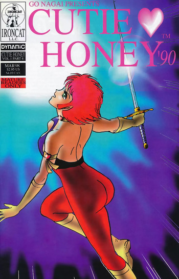 Cutey Honey '90 main image