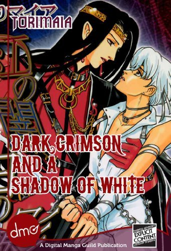 Dark Crimson And A Shadow Of White main image