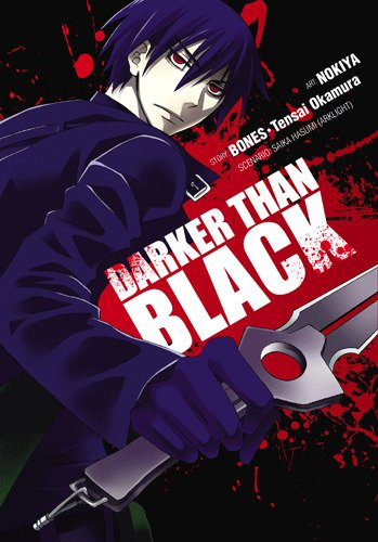 Darker Than Black main image
