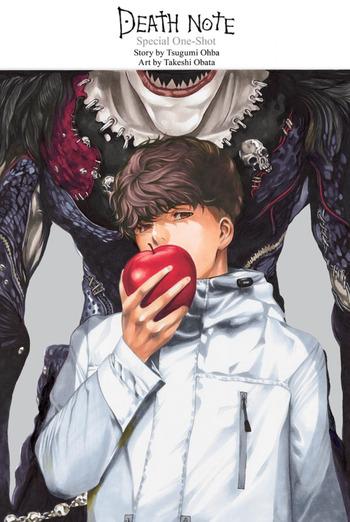 Death Note (2020) Manga | Anime-Planet