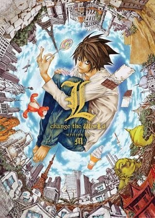 Death Note: L Change the World (Light Novel)
