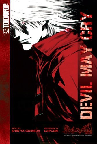 Devil May Cry (Light Novel) main image