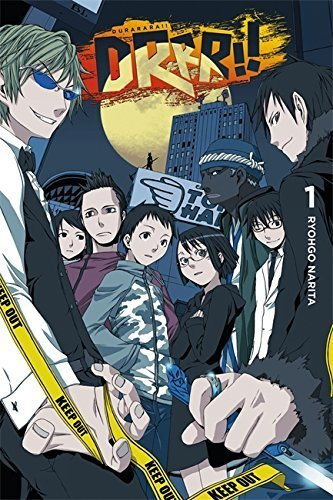Durarara!! (Light Novel) main image