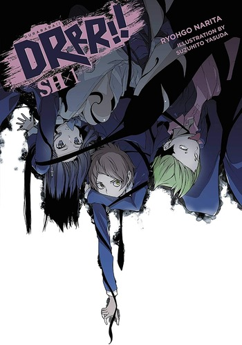 Durarara!! SH (Light Novel)