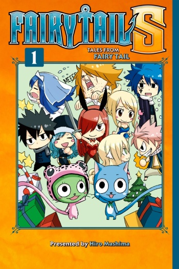 Fairy Tail S: Tales from Fairy Tail
