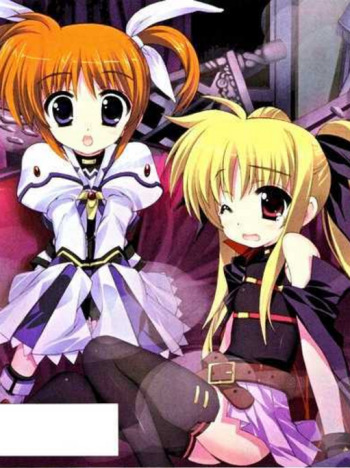 Fate/stay Night x Magical Girl Lyrical Nanoha