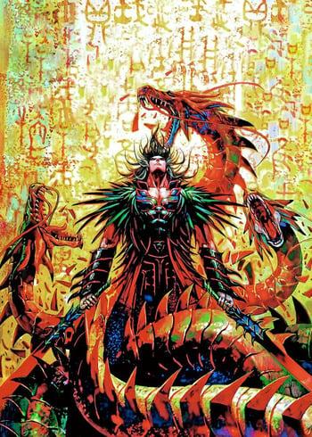 Feng Shen Ji screenshot