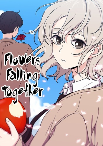 Flowers Falling Together