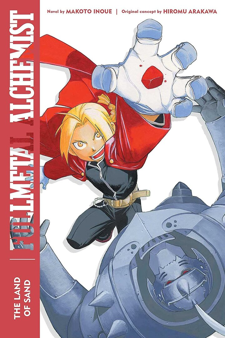 Fullmetal Alchemist (Light Novel)