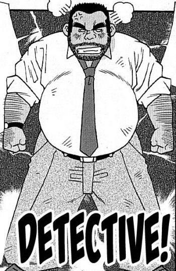 anime manga gay