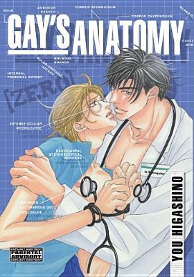 Gay manga anime
